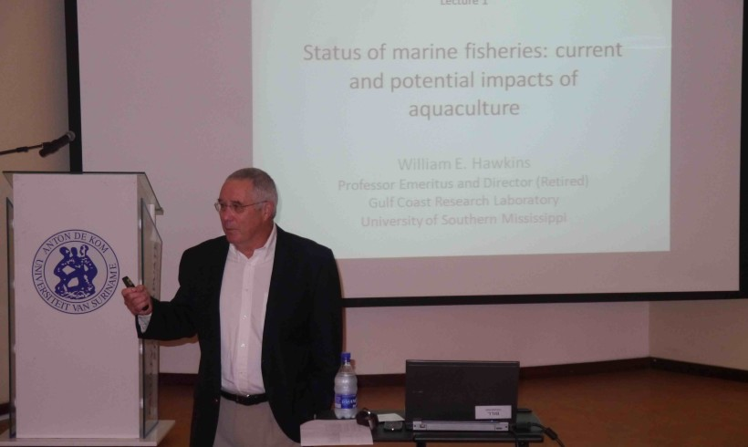 Results of the Masterclass in Marine Environmental Sciences