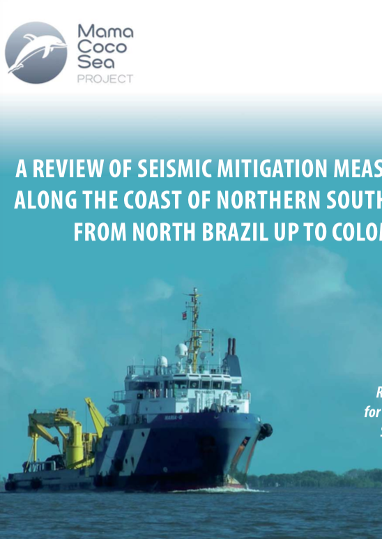 Review of Seismic Mitigation Measures Used along the Coast of Northern S. America from Brazil to Colombia