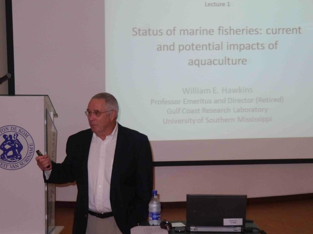 Masterclass in Marine Environmental Science