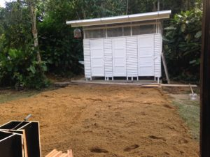 Picture Report 1 - Sloth Wellness Center Construction 3