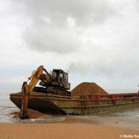 Environmental Organizations oppose beach sand mining at Braamspunt