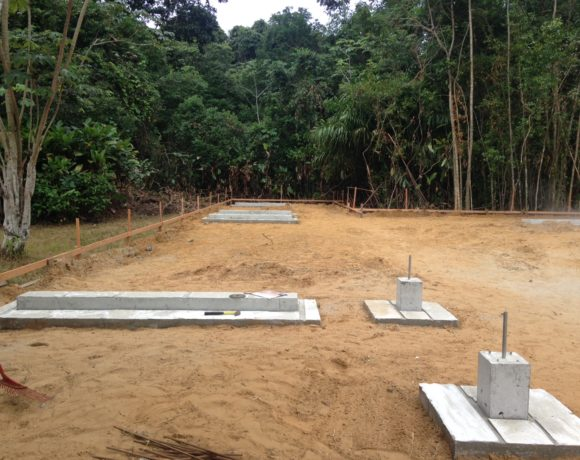 Picture Report 2 - Sloth Wellness Center Construction 4