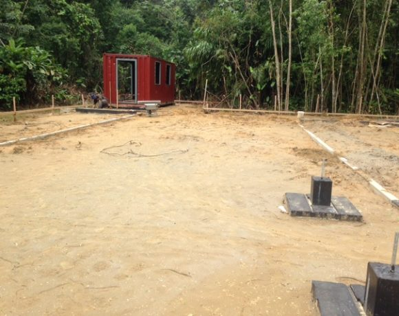 Picture Report 2 - Sloth Wellness Center Construction 19