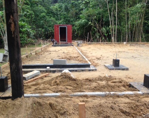 Picture Report 2 - Sloth Wellness Center Construction 20