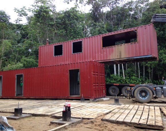 Picture Report 4 - Sloth Wellness Center Construction 2