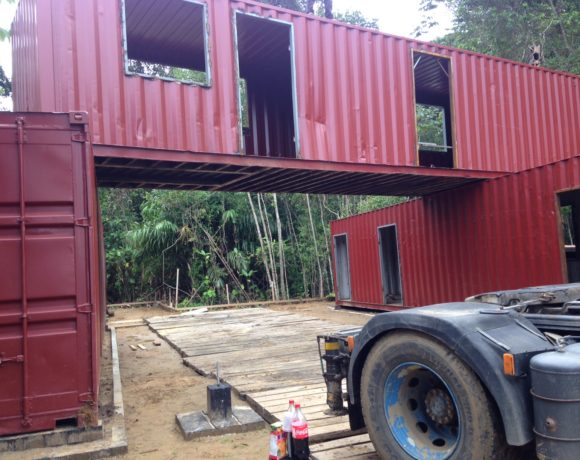 Picture Report 4 - Sloth Wellness Center Construction 3
