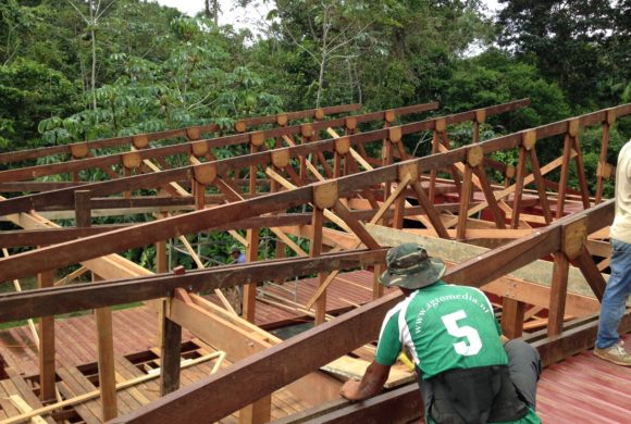Picture Report 6 - Sloth Wellness Center Construction 6