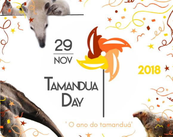 World Tamandua Day – 29 November 2018