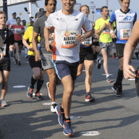 Rotterdam Man Runs Marathon for GHFS