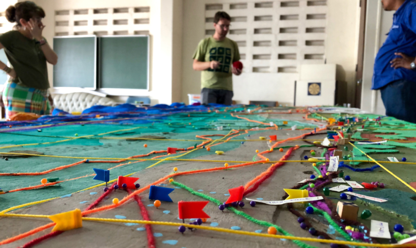 An interview with Tomas Willems about Marine Spatial Planning